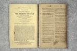 L'EGYPTE. LES TURCS ET LES ARABES. . GISQUET (HENRI-JOSEPH. 1792-1866).