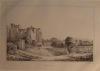 AVIGNON. GALAS, FABRIQUE DE GARANCE PRES VAUCLUSE. VILLENEUVE-LES-AVIGNON. LITH. DE ENGELMANN.. DAGNAN ISIDORE (1788-1873).