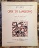 CEUX DU LANGUEDOC. TYPES ET COUTUMES. DESSINS ORIGINAUX DE PAUL SIBRA. PARIS. HORIZONS DE FRANCE. (1946).. LEBRAU JEAN.