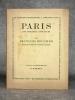 PARIS. ILLUSTRATIONS DE G. BARRET.. BOUCHER FRANÇOIS.