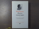 OEUVRES ROMANESQUES. Tome II.. HEMINGWAY Ernest