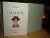 Candide ou L'Optimisme.. VOLTAIRE - DUBOUT