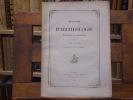 Mélanges d'archéologie Egyptienne et Assyrienne. Tome troisième. 2e fascicule - ( 9e de la collection ).. MELANGES D'ARCHEOLOGIE