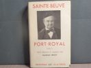 PORT-ROYAL. Tome III.. SAINTE-BEUVE