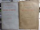 Dictionnaire des villes, villages et hameaux du département des Bouches-du-Rhône. 2 Tomes.. SAUREL Alfred
