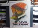 David DELLEPIANE Peintre / Affichiste / Illustrateur.. BEUDON Françoise-Albane