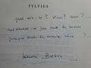 SYLVIUS.. BOSCO Henri - NEAMA May