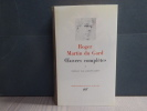 OEUVRES COMPLETES. Tome 1.. MARTIN DU GARD Roger