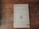 Louis Pergaud Conteur rustique.. ROCHER Edmond