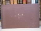 Important manuscrit d'ASTRONOMIE. Les CONSTELLATIONS.. ASTRONOMIE
