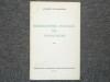 Bibliographie Nationale de MADAGASCAR. 1964.. NUCE M.S. ( De )  -  RATSIMANDRAVA J.