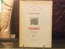 Parabole.. FAULKNER William
