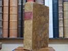 ALMANACH ROYAL pour l'an MDCCCXXXX ( 1830 ), présenté à sa Majesté.. ALMANACH ROYAL