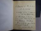Béarn et dédicaces. Manuscrit.. LABBE Jean