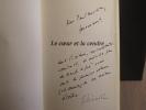 Le coeur et la cendre. 60 ans de poésie.. ETIEMBLE