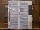 La BIBLE. Histoire du Livre.. HAMEL Christopher ( De )