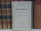 Catalogue alphabétique des ouvrages mis à la disposition des lecteurs dans la salle de travail.. BIBLIOTHEQUE NATIONALE - Département Des Imprimés