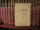 La langue bretonne et ses combats.. HEMON R.
