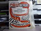 MINOTAURE N°2. Revue littéraire et artistique. MISSION DAKAR-DJIBOUTI 1931-1933.. MINOTAURE