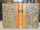 Histoire des institutions d'éducation ecclésiastique. Traduit de l'Allemand par Jean COHEN. 2 tomes.. THEINER Augustin - COHEN Jean