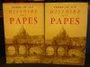 Histoire des Papes. Tome 1.. DE LUZ Pierre