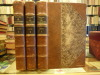 LES COLLOQUES. Nouvellement traduits par Victor DEVELAY et ornés de vignettes gravées à l'eau-forte par J. CHAUVET. 3 volumes.. ERASME