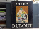 DUBOUT - AFFICHES.. DUBOUT Albert