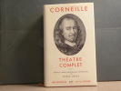 THEATRE COMPLET. Tome I.. CORNEILLE