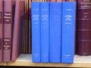 Chants et chansons populaires de la BASSE-BRETAGNE. SONIOU BREIZ-IZEL ( 2 volumes ) + GWERZIOU BREIZ-IZEL ( 2 volumes ).. LUZEL François-Marie