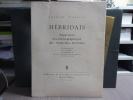 HEBRIDAIS. Répertoire bio-bibliographique des Nouvelles-Hébrides. Illustrations de Jean LEBEDEFF.. O'REILLY Patrick - LEBEDEFF Jean