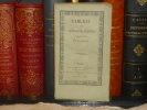 Tableau des Congrégations Religieuses formées en France depuis le dix-septième siècle.. HENRION Mathieu Richard Auguste