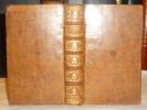 VOYAGE EN SICILE ET A MALTHE fait en l'année 1770 par M. BRYDONE F.R.S.. DEMEUNIER - BRYDONE
