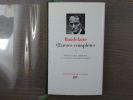 Oeuvres complètes. Tome I.. BAUDELAIRE Charles