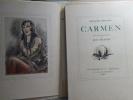 CARMEN.. MERIMEE Prosper - TRAYNIER Jean