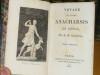 Voyage du jeune ANACHARSIS en Grèce.. BARTHELEMY