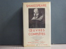 Oeuvres complètes. Tome I.. SHAKESPEARE William
