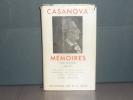 MEMOIRES III ( 1763-1774 ).. CASANOVA