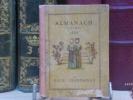 ALMANACH de Kate GREENAWAY pour 1888.. GREENAWAY Kate
