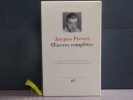OEUVRES COMPLETES. Tome I.. PREVERT Jacques