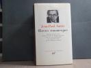 Oeuvres romanesques.. SARTRE Jean-Paul