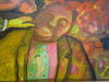 "INFERNO - Peintures 2000/2003. ""Lasciate ogne speranza, voi ch'intrate"".. SURIAN Jean-Jacques"