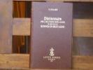 Dictionnaire des locutions populaires du bon pays de Rennes-en-Bretagne.. COULABIN H.
