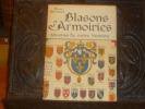 Blasons et Armoiries - Témoins de notre histoire.. DERVEAUX Pierre