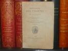 PALÉOGRAPHIE DES CHARTES ET DES MANUSCRITS DU XIe AU XVIIe SIÈCLE. Cinquième édition augmentée d'une instruction sur les Sceaux et leurs légendes et ...