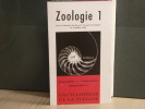 ZOOLOGIE. Tome I. Encyclopédie de la Pléiade.. GRASSE PIERRE-P. - TETRY Andrée ( Sous Direction De )