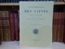 Caractéristiques des saints dans l'art populaire, énumérées et expliquées. fascicule IV. ( Costumes à Encrier ).. CAHIER Charles