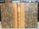 Catalogue de La Bibliothèque de M. Félix SOLAR.. SOLAR Félix