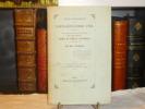 Notice biographique sur Louis-Alexandre PIEL, architecte, né à Lisieux ( Calvados ) le 20 août 1808, mort à Bosco ( Piémont ), religieux de l'ordre de ...