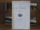 SUR LES FEMMES. Edition ornée de gravures sur bois originales de HERMANN-PAUL.. DIDEROT Denis - HERMANN-PAUL