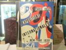 Expositions internationales. Paris 1937. New-York 1939.. EXPOSITIONS INTERNATIONALES